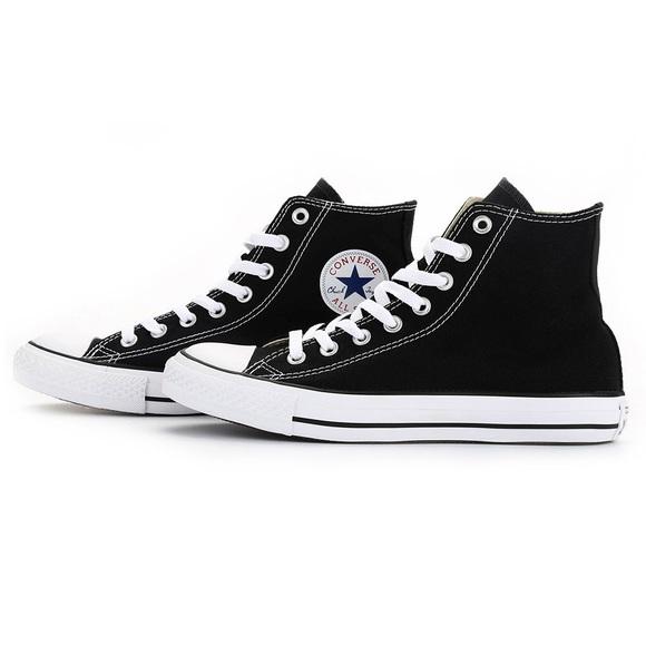 f8b25740841b Converse Shoes - Converse Chuck Taylor High Tops Black